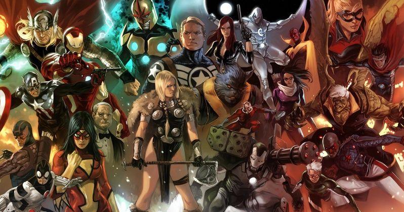 Marvel Announces Full Movie Release Schedule Through 2019