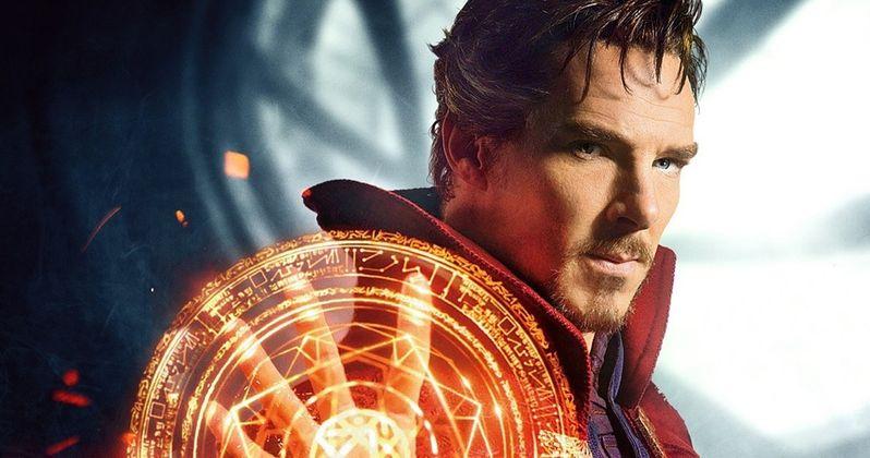 Doctor Strange Wins Box Office Weekend #2 Against Arrival
