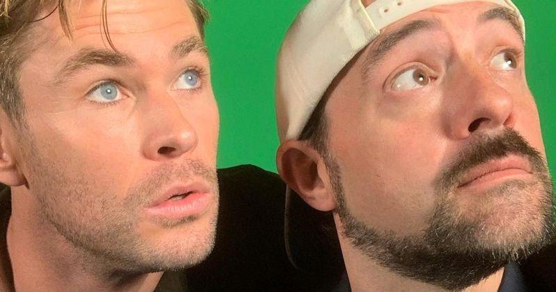 Chris Hemsworth Has a Cameo in Jay & Silent Bob Reboot
