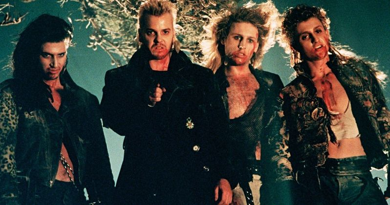The Lost Boys TV Show Is Happening at The CW