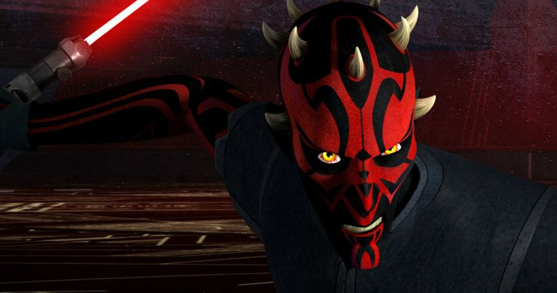 Star Wars Rebels Episode 3.2 Recap: Darth Maul Attacks