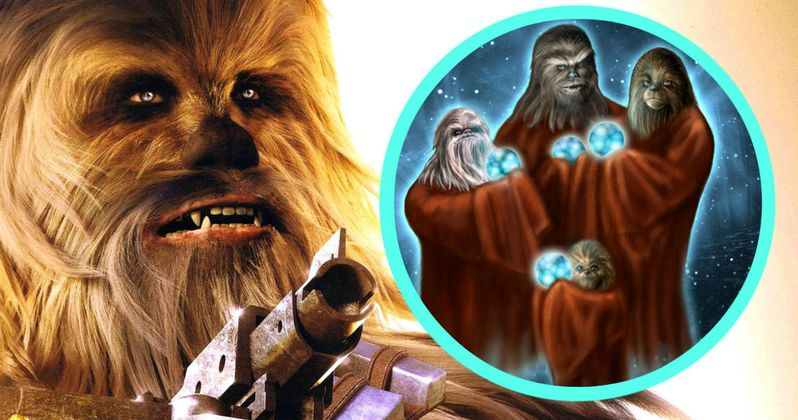 Does Chewbacca's Wookie Family Return in Han Solo?