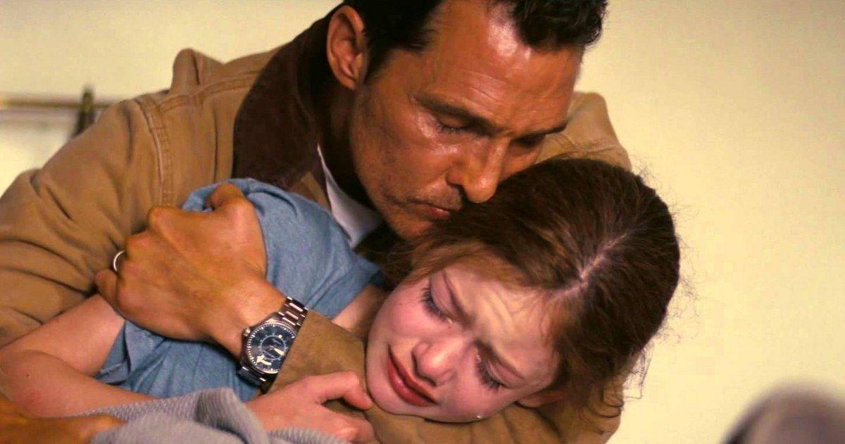 Third Interstellar Trailer Starring Matthew McConaughey