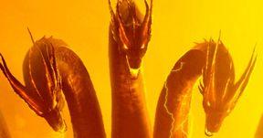 King Ghidorah, Mothra & Rodan Get Their Own Godzilla 2 Character Posters