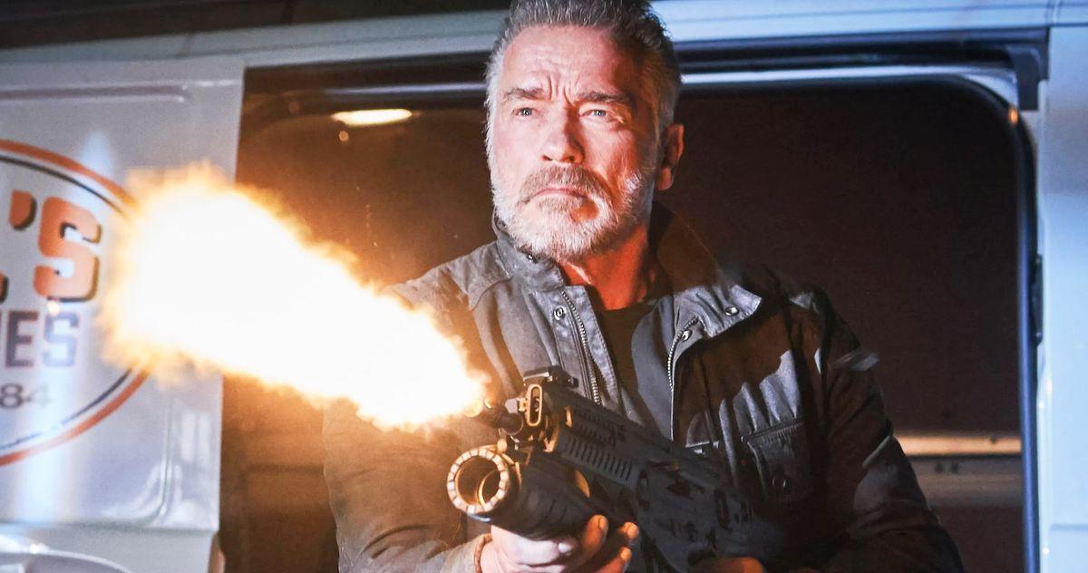 Arnold Schwarzenegger Ready To Serve Ufo Aliens Invasion
