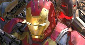 Avengers 2 Promo Art Shows Iron Man Inside Hulkbuster