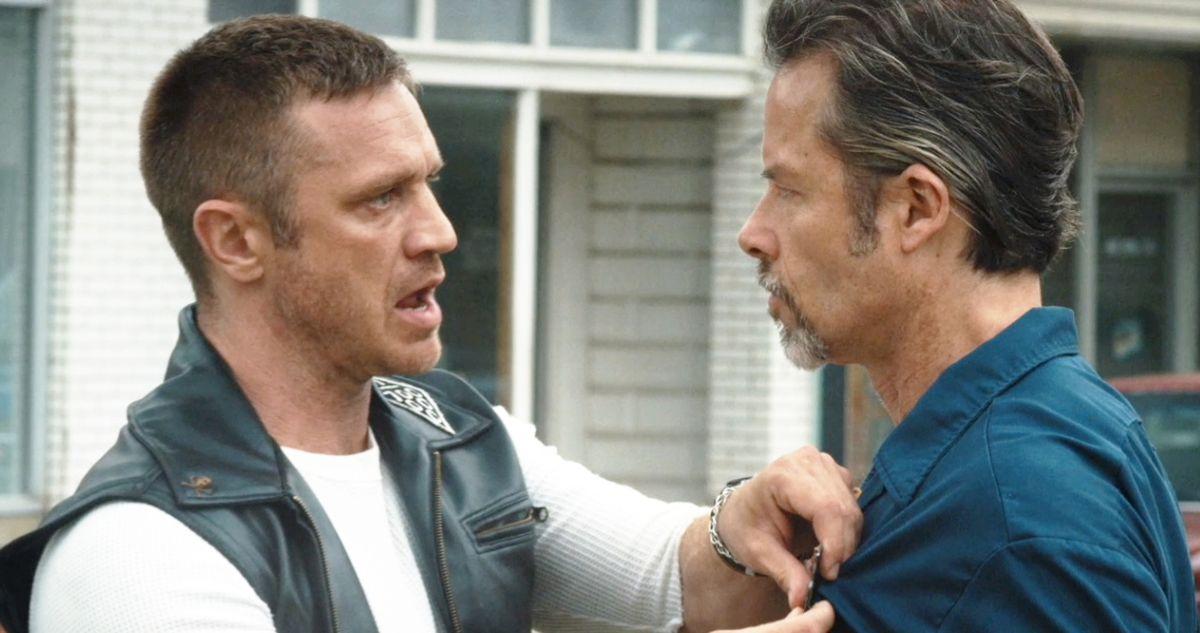 Devon Sawa and Guy Pearce Go Toe-To-Toe in Disturbing the Peace Clip [Exclusive]