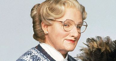 Robin Williams Is Returning for Mrs. Doubtfire Sequel
