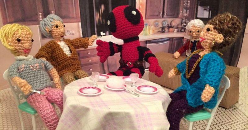 Deadpool Celebrates The Golden Girls 30th Anniversary