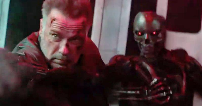 Tons of New Footage Revealed in Terminator: Dark Fate Korean TV Spot