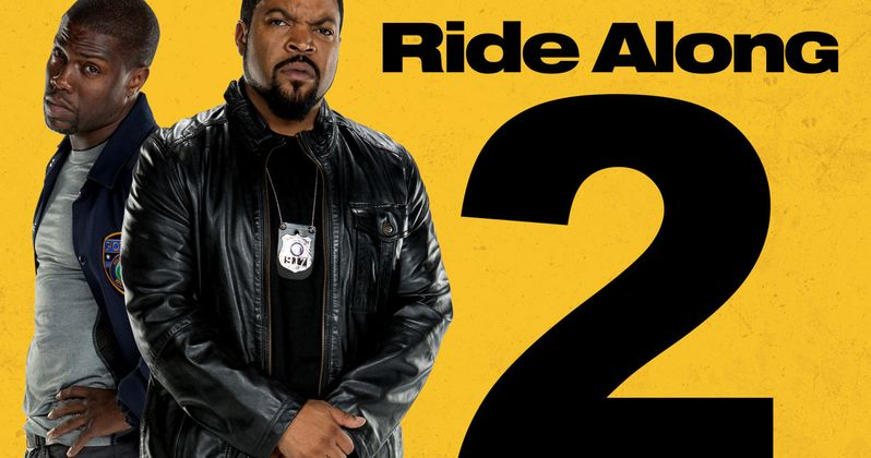Ice Cube and Kevin Hart Return for Ride Along 2