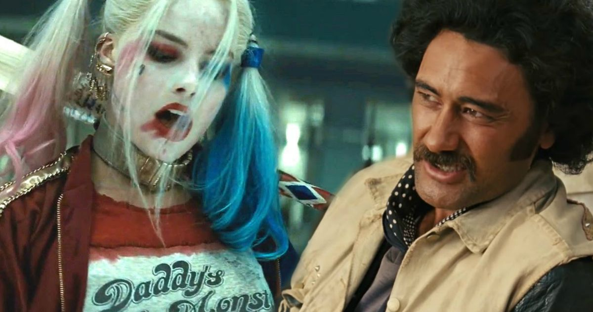 Taika Waititi Wraps on The Suicide Squad as Margot Robbie Just Gets Started