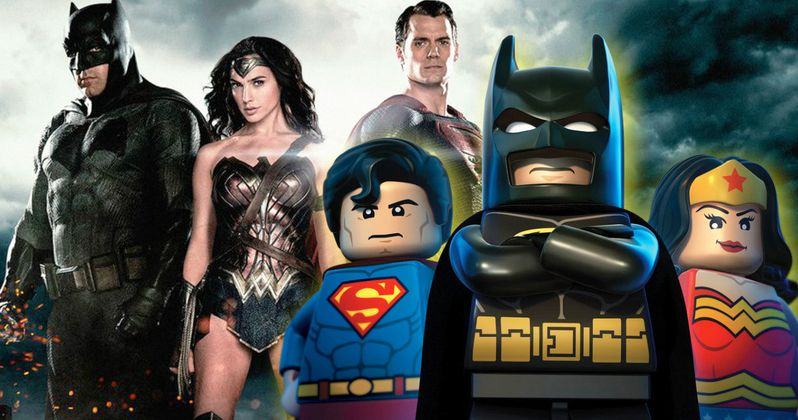 What the DCEU Can Learn from The LEGO Batman Movie