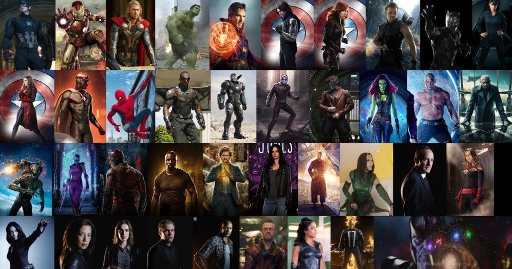 6bee45814bb Infinity War Is Bringing 76 Marvel Characters to the Big Screen