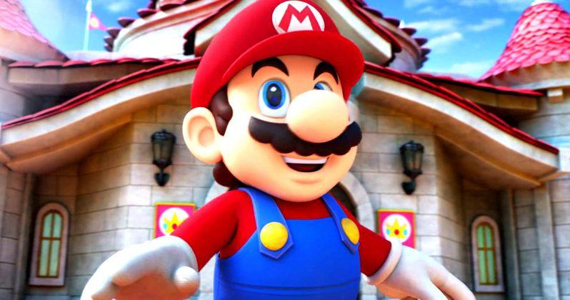 Nintendo Theme Park Trailer Arrives, Mario Kart Ride Confirmed