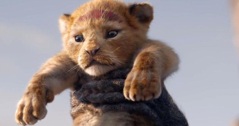 Disney Promises Lion King Live-Action Movie Isn't a Shot-for-Shot Remake