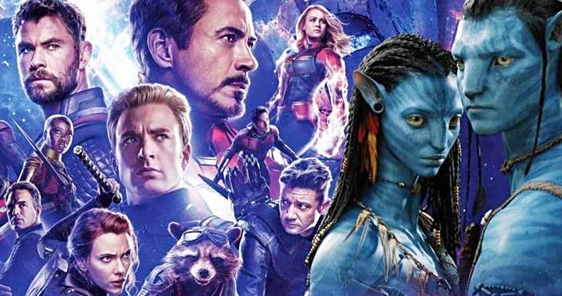 Avengers: Endgame Overtakes Avatar Original Theatrical Run