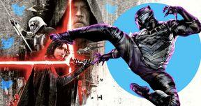 Black Panther Breaks Star Wars Twitter Record