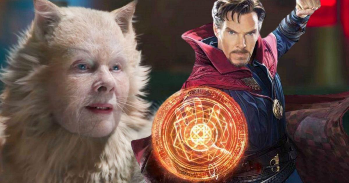 Doctor Strange Writer Cracks Cats 2 Joke After Multiverse of Madness Director Bails