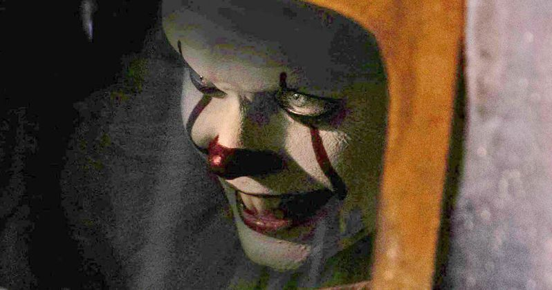 Pennywise Unleashes a Deadly Clown Curse in First IT Clips