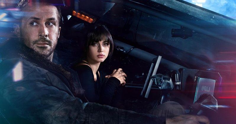 Blade Runner 2049 Sneak Peek Features Exciting New Footage