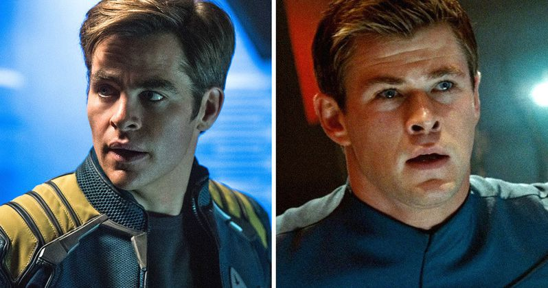 Star Trek 4 in Danger of Losing Chris Pine and Chris Hemsworth