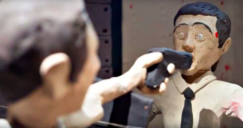 Belko Experiment Claymation Short Is Bloody, Violent and Insane