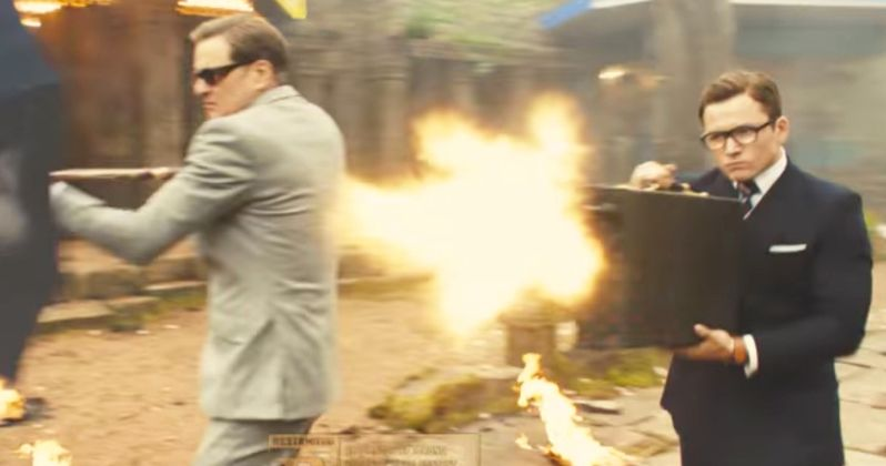 Kingsman 2 TV Spot Brings Harry and Eggsy Together