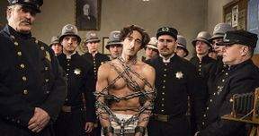 History's Houdini Trailer Starring Adrien Brody