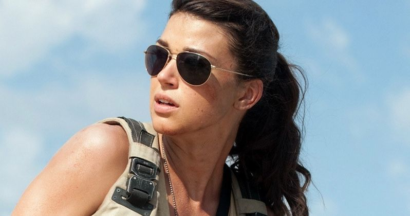 Agents of SHIELD Casts Adrianne Palicki as Mockingbird