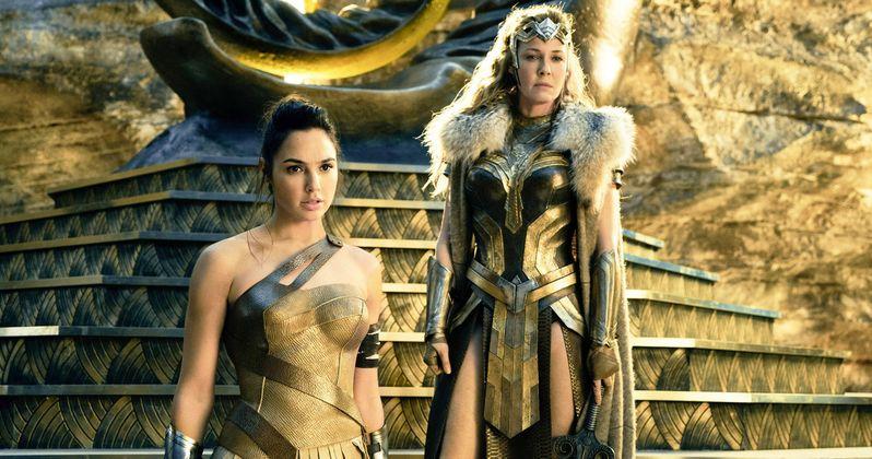 Wonder Woman Photos Released; DC Isn't Planning Sequel