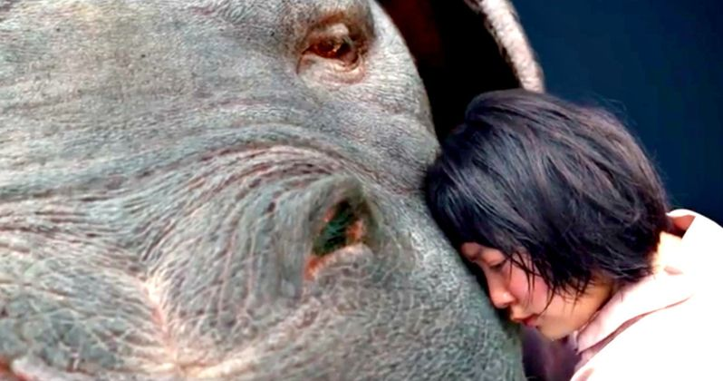 New Okja Trailer Is E.T. Meets Goonies with an Eco-Terrorist Twist