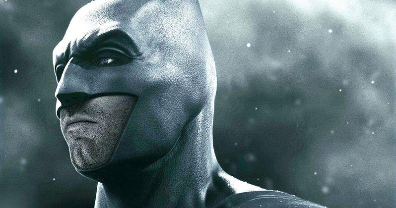 Ben Affleck Has Already Written His Batman Movie