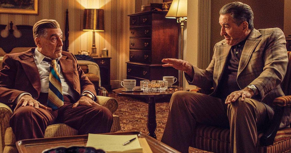 The Irishman Reeled in More Than 17M Viewers in Its First Week on