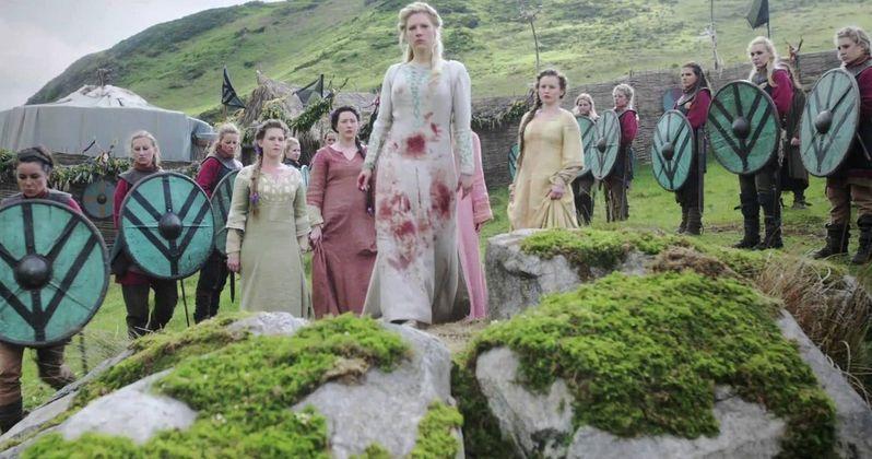 Vikings Season 4 Trailer Seeks Bloody, Brutal Vengeance
