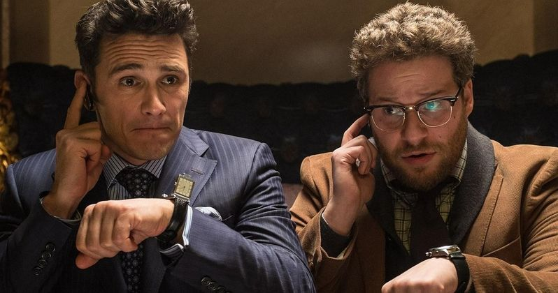Seth Rogen's The Interview Declared an Act of War by North Korea