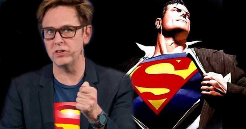 DC Offered James Gunn a Superman Movie Before Settling on The Suicide Squad