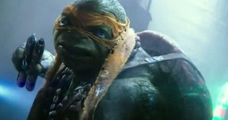 Brothers Unite to Fight in New Teenage Mutant Ninja Turtles TV Spot