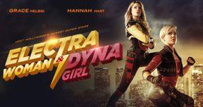 Electra Woman & Dyna Girl Trailer: The Krofft Superheroes Return