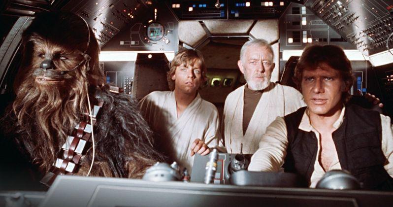 Vintage Star Wars Video Explains the Sounds Behind the Millennium Falcon