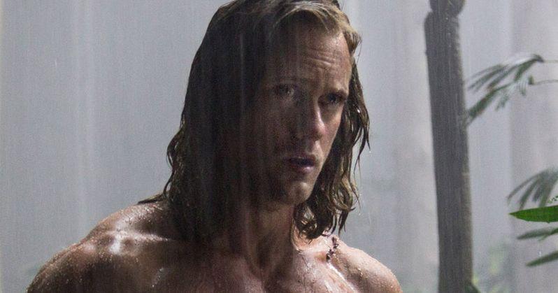 Legend of Tarzan Trailer Starring Margot Robbie & Alexander Skarsgard