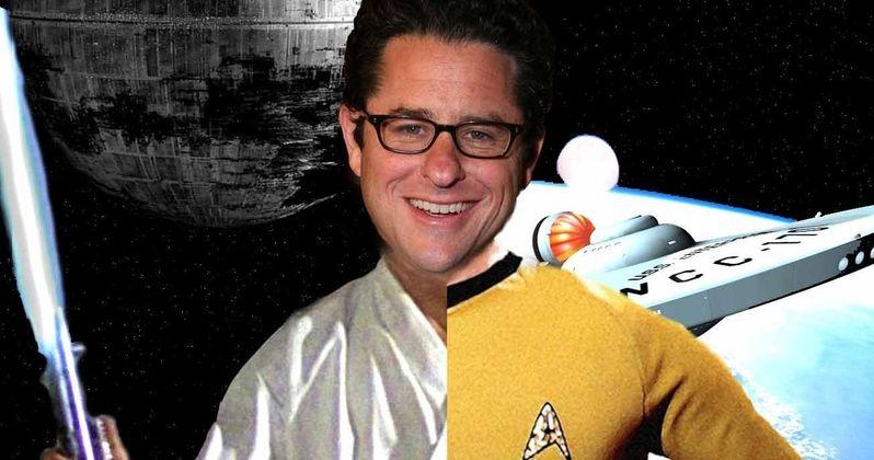 Star Wars or Star Trek: Where Do J.J. Abrams' Loyalties Lie?