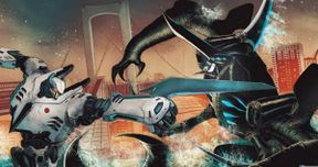 Pacific Rim Comic Writer Takes Us Inside the Drift | EXCLUSIVE