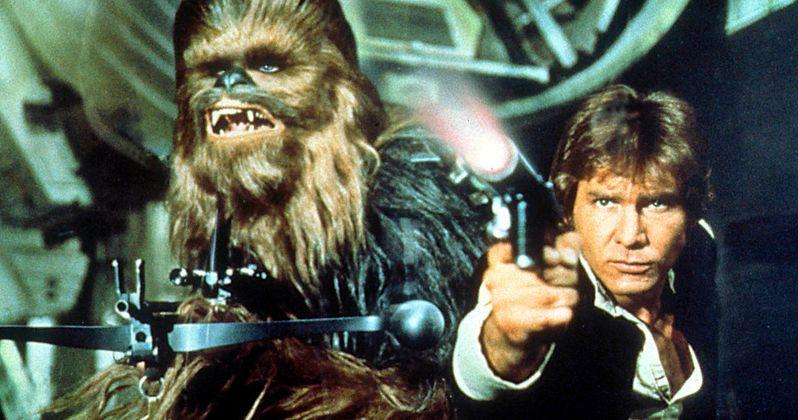 Original 1977 Star Wars 35mm Print Leaks Online