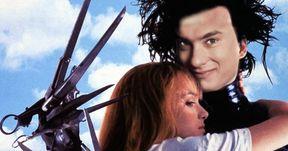 Johnny Depp Got Scared Tom Hanks Was Replacing Him as Edward Scissorhands