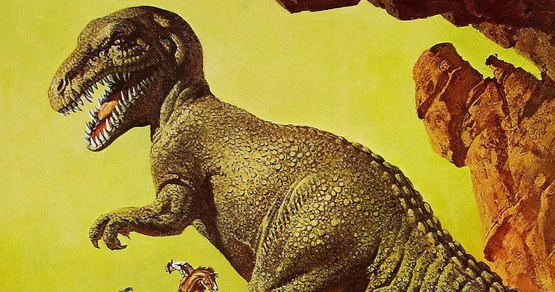 Here's What Jurassic World Would Have Looked Like in 1978