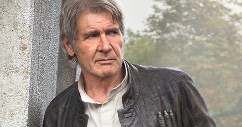 Harrison Ford Talks Han Solo's Return in Star Wars 7
