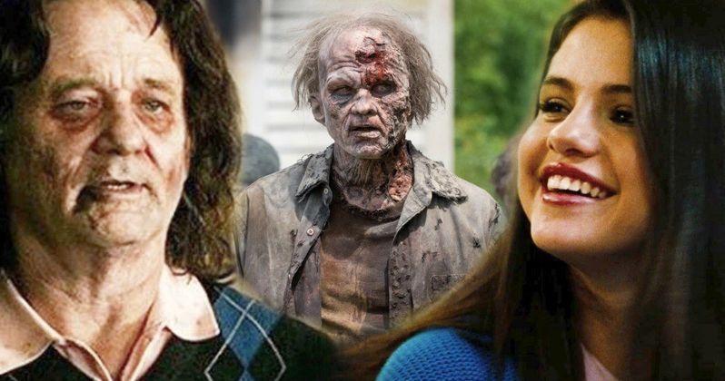 Selena Gomez & Bill Murray Begin Shooting Jim Jarmusch's Zombie Movie