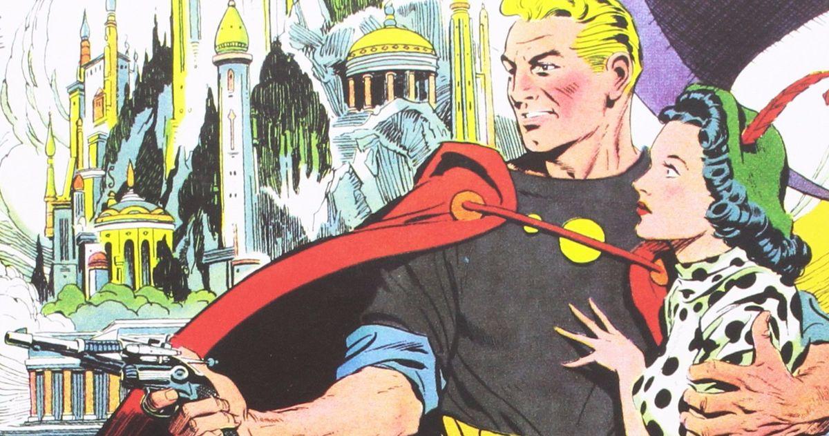 Very First Flash Gordon Comic Strip Art Pulls in Big Bucks at Auction