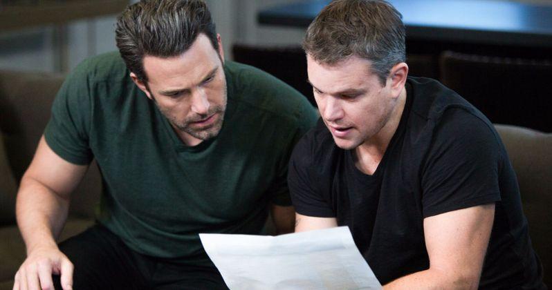 Matt Damon & Ben Affleck to Reunite for Ridley Scott's The Last Duel?